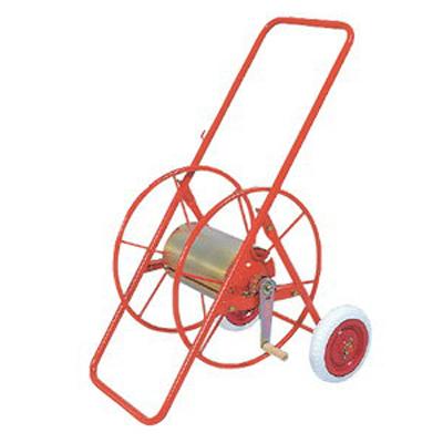 アサバ(麻場)ホース巻取機 車輪付 8.5mm×150m G1/4