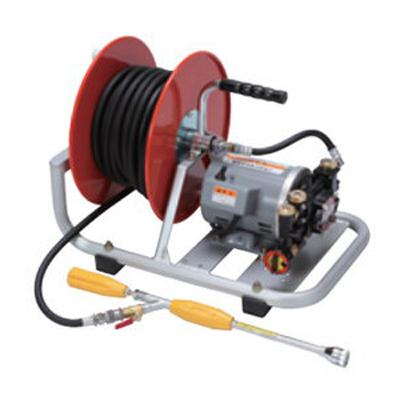 メイルオーダー アサバ 麻場 小型モーター動噴 MP-391AM 50Hz 噴霧機 動噴 セール価格 噴霧器 巻取機付