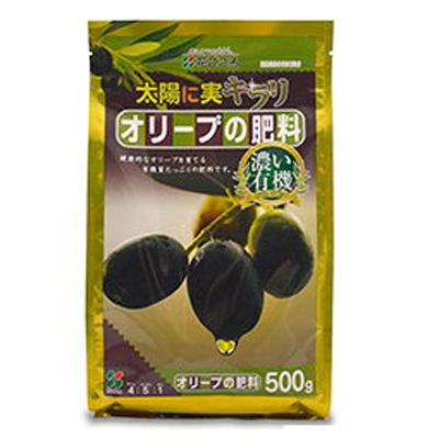 花ごころ オリーブの肥料 500g 40セット