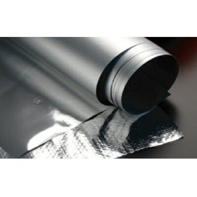 麗光 アルミ蒸着フィルム マルチミラーWA-D (有孔)1.5m×50m 厚み約l0.15mm 2本入【代引不可】