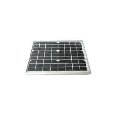 未来のアグリ(北原電牧) 電気柵 資材 ソーラーパネル 5W(SCM) AN90用 スタンド付 KD-SL-PN-5W-SOC KD-SL-5W-STD-13*1300