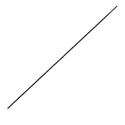 北原電牧 電気柵・電柵 資材 絶縁ポール φ14×2100(50本入) 【代引不可】 KD-ZET14*2100