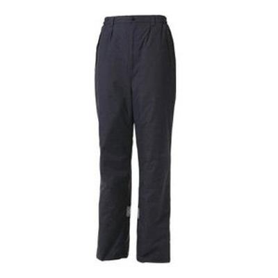 トラスコ あったか防寒パンツ ブラック L (487-8035)