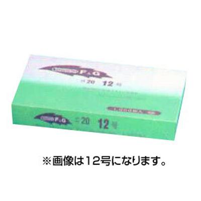 東洋紡 FG ボードン 無地(プラマーク)白1色 #20 13号 260×380 4穴 4000枚入【代引不可】