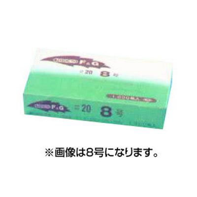東洋紡 FG ボードン 無地(プラマーク)白1色 #20 9号 150×300 穴無 10000枚入×3箱【代引不可】