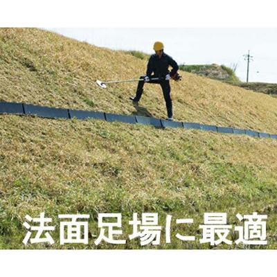 サンポリ 楽カル(プラ杭3本付)×8個入 120×1000×180mm