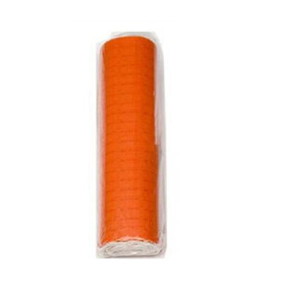 2020年5月11日より順次発送予定 ダイオ化成 オレンジ フェンスネット 1.0m巾×50m巻(上段張り調整用ロープ入) 4本入【代引不可】