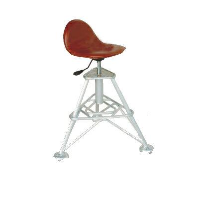 【個人宅配送OK】ハラックス フミラック 高さ調節付き回転椅イスセット FL-50-2K