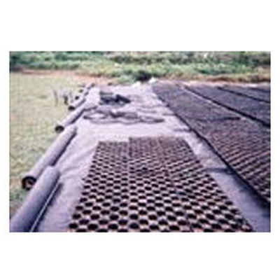 服部猛(旭化成せんい) 下敷用 不織布 黒 E01070BK マリエース 120cm×100m【代引不可】