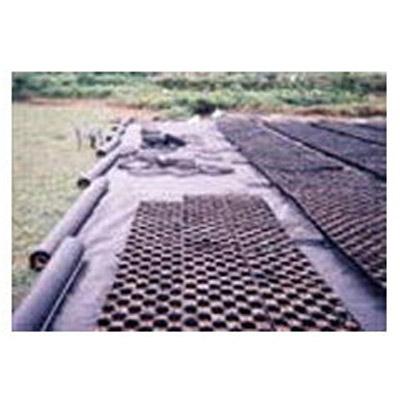 服部猛(旭化成せんい) 下敷用 不織布 黒 E01070BK マリエース 120cm×100m 3本入【代引不可】