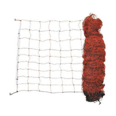 2020年5月11日より順次発送予定 タイガー 電気柵 資材 TBS-EN1150 エレキネット 105cm×50m サル対策 通電ネット