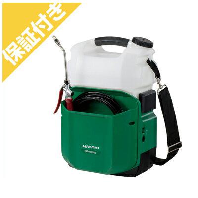 【プレミア保証付き】 ハイコーキ(HIKOKI) コードレス高圧洗浄機 AW18DBL(NN)