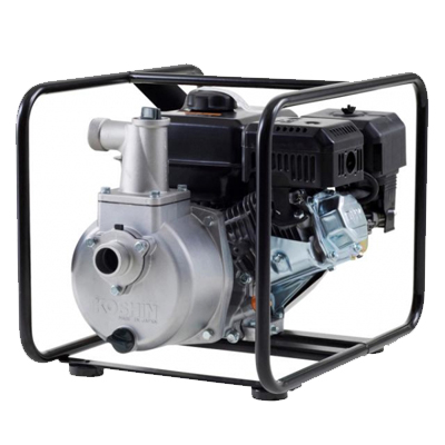 工進 4サイクルエンジンポンプ SEV-40X(ハイデルスポンプ)