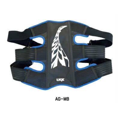 パオック UKK パワースポーター腰用 LB AG-LB