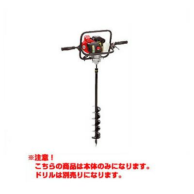 【ゼノア】2サイクルエンジン ドリル・アース オーガー AGZ2600EZ (ドリル無し)