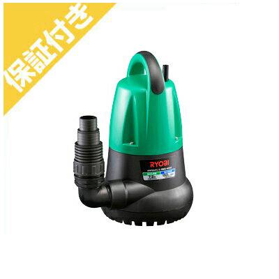 【プレミア保証付き】 リョービ 汚水用 水中ポンプ RMG-4000【単相100V】【50Hz】