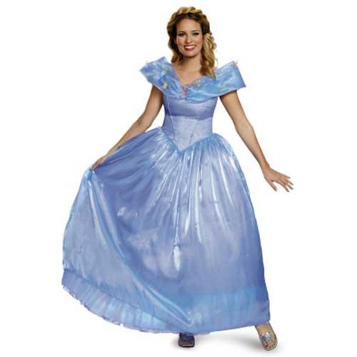 ハロウィン ドレス コスチューム ディズニー ディズニー DISNEY ハロウィン シンデレラ ドレス デラックス Cinderella ドレス 大人M 88935B cs0822 dp0822, 田原市:7c5eaf8a --- officewill.xsrv.jp