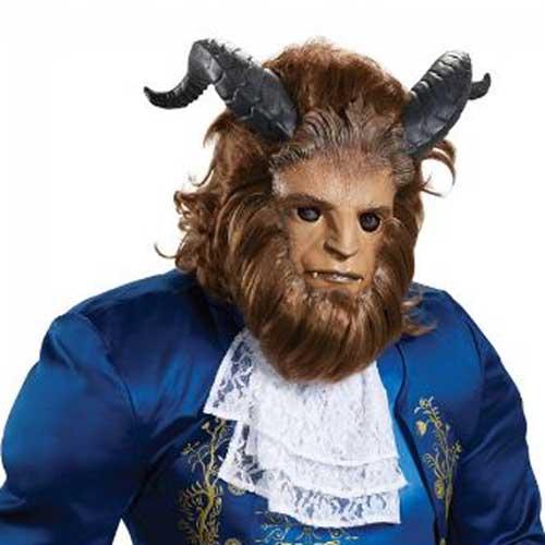 ハロウィン コスプレ ディズニー DISNEY 美女と野獣 ビーストのマスク ウルトラプレステージ 大人用 20728 ハロウィン bijo0822
