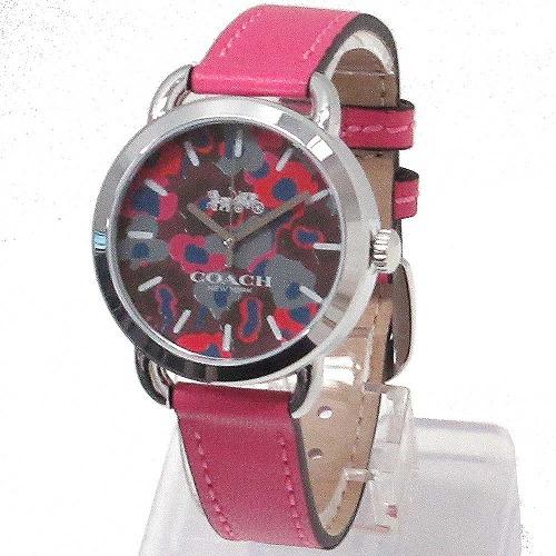 コーチ 時計 レディース COACH レックス ダイヤル レザー ストラップ 腕時計 14502864 n80123