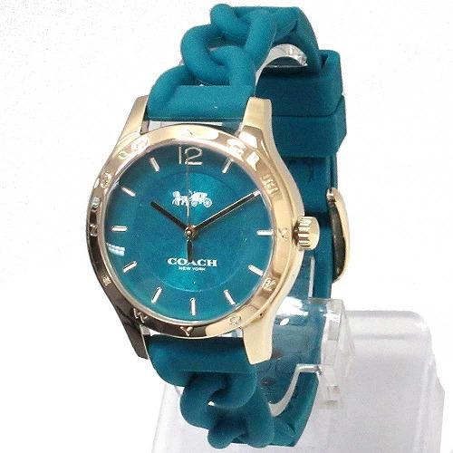 コーチ 時計 レディース COACH Maddy ラバー ストラップ 腕時計 14502901 n80123