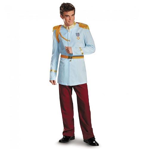 ハロウィン コスチューム シンデレラ 王子 プリンス チャーミング プレステージ 男性用 大人用 コスチューム 5969