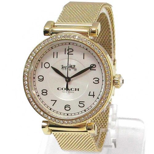コーチ 時計 レディース COACH アウトレット ステンレススチール ウォッチ クォーツ ウォッチ 腕時計 14502652 n00720