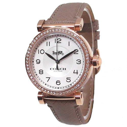 コーチ 時計 レディース COACH アウトレット レザー マディソン MADISON ウォッチ 腕時計 14503394