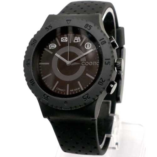 スマートウォッチ COGITO POP コジトポップ ブルートゥース 腕時計/スマホ Bluetooth連動 Smart watch CW3.0-001-01
