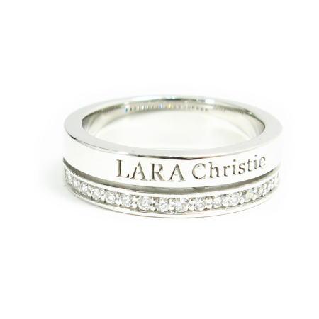 LARA Christie (ララ クリスティー) トラディショナルリング [ WHITE Label ]
