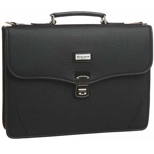 VALENTINO SABATINI 豊岡鞄 バレンチノ・サバティーニ 手付きクラッチ 日本製(兵庫県豊岡製) 5793 BK