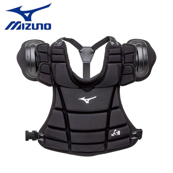 野球 MIZUNO【ミズノ】 審判用 ゴムソフトボール用インサイド 防具 プロテクター -アンパイア-