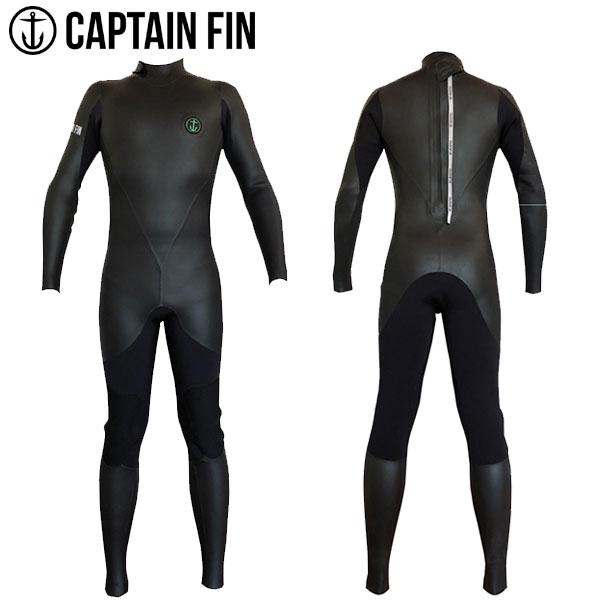 【エントリーポイント10倍!チャンス!】/サーフィン ウェットスーツ キャプテンフィン CAPTAIN FIN ALL SKIN ANCHOR 3mm フルスーツ