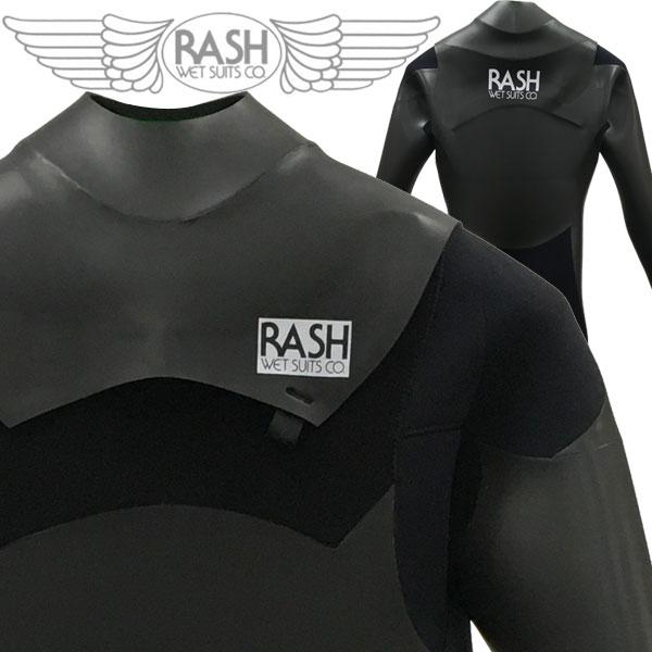 20 RASH ラッシュ MT LIMITED NOZIP フルスーツ ハイストレッチ マテリアル 3.5mm オールスキン ノンジップ 国産