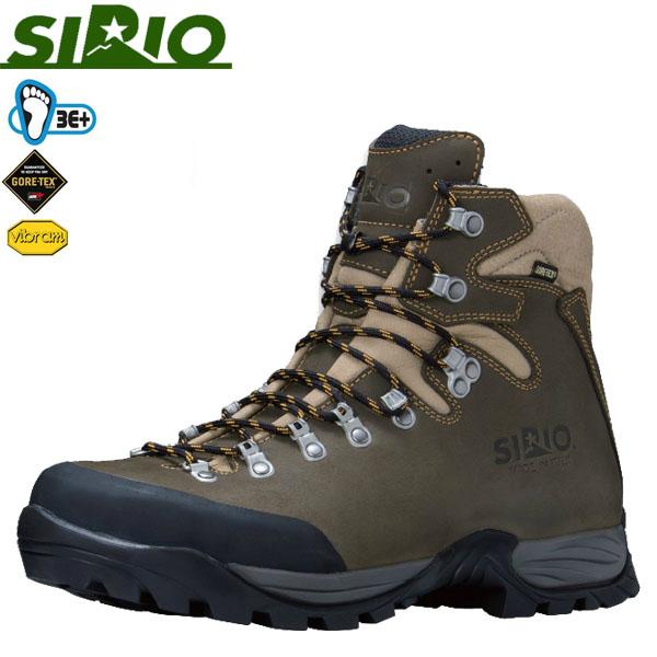 シリオ SIRIO P.F.630トレッキングシューズ 期間限定特典付き