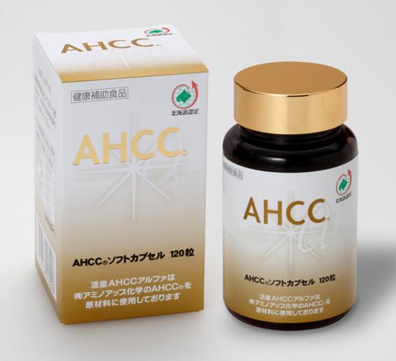 アミノアップ社が開発したAHCCは 担子菌を発酵分解し精製した植物性多糖類加工食品で βグルカンという多糖類の他に ファクトリーアウトレット 通常キノコにはほとんど存在しないαグルカンが含まれています 活里AHCCα 送料無料AHCC活里 半額 120粒 AHCC公式通販 ソフトカプセル