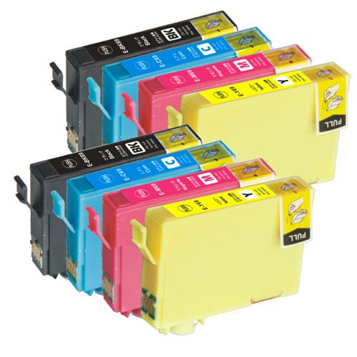 対応プリンタ PX045A PX046A PX047A PX105 PX405A PX435A ※アウトレット品 PX436A PX437A PX505F PX535F IC4CL69L エプソン EPSON 互換インク ICBK69 全色染料 ICM69 ICY69 4色セット 対応インク型番 ICC69 爆売り ×2