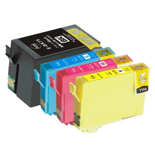 インクカートリッジ エプソン IC4CL75 お得な4色セット 送料込 4色セット EPSON PX-M740F PX-M741F 誕生日/お祝い 互換 PX-S740 ICY75 ICチップ付 送料無料 4色パック 受賞店 ICC75 ICBK75 ICM75