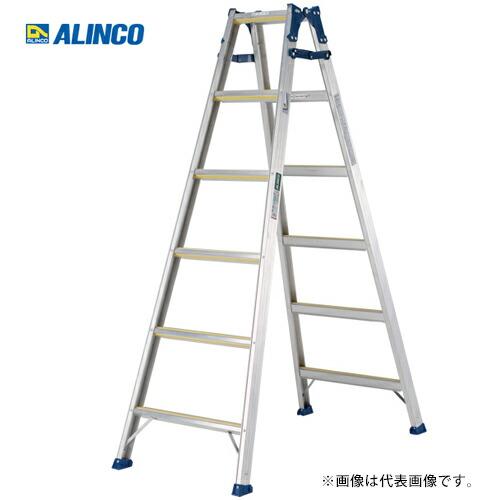 アルインコ MXJ-150F ノンスリップ はしご兼用脚立 天板高さ1.41m はしご2.99m