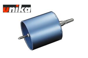 ユニカ unika BZ-VPC220ST 220mm塩ビ管用コアドリル VPCタイプ