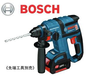 ボッシュ BOSCH GBH 18V-ECN バッテリーハンマードリル 18V-5.0Ah バッテリ2個+充電器+ケース(L-BOXX 136)付き