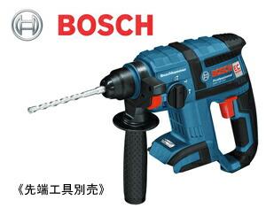 ボッシュ BOSCH GBH 18V-ECH(本体のみ) バッテリーハンマードリル