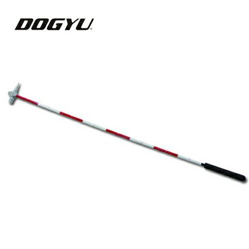 DOGYU 土牛産業 人気上昇中 #02759 1000mm 目盛付コンクリート点検ハンマー1 送料込 4P