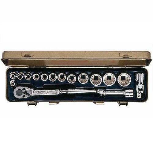 ロブテックス 913A ソケットレンチセット(差込角9.5mm)