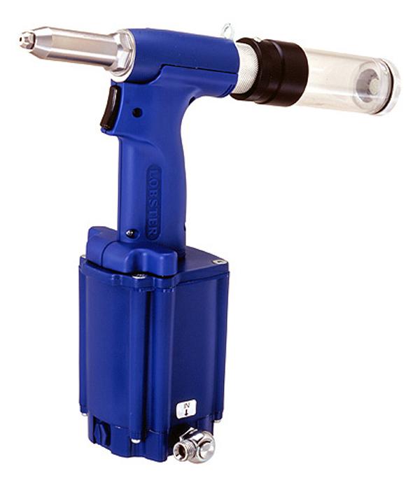 ロブテックス AR2000MV エアーリベッター 吸引排出機構付