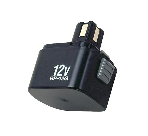 エビ ロブテックス BP12G 安心の定価販売 電池パック12V 即日出荷 ナッター用 リベッター
