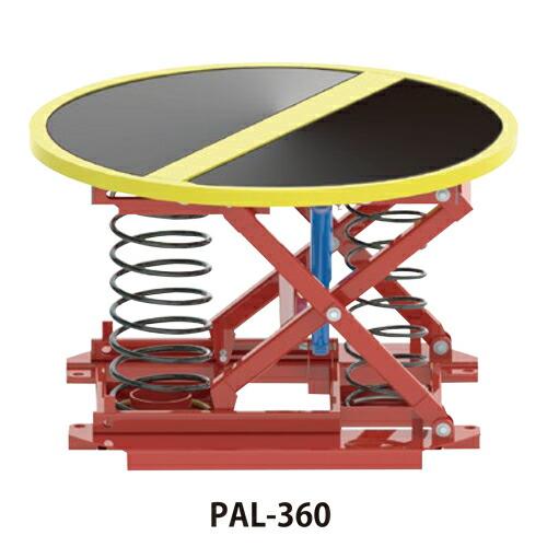 花岡車両 PAL-360 パレットレベラー 標準(本体) 腰痛対策機器