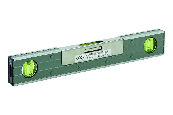 アカツキ製作所 アカツキ 380mm L-150AJII !超美品再入荷品質至上! KOD 大人気 調整付精密アルミレベル