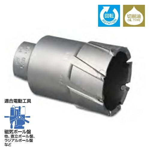 ミヤナガ 予約販売 MB50072 メタルボーラー500 大放出セール 72mmφ 2枚刃