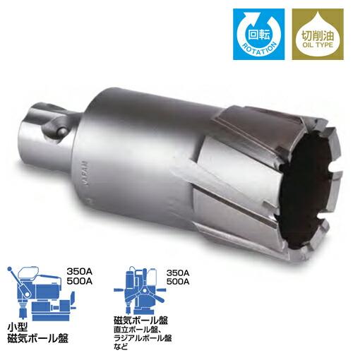 ミヤナガ MB500A54 メタルボーラー500A 54mmφ 贈答品 商い 2枚刃