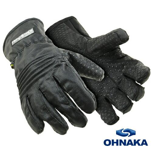 HexArmor 大中産業 #3041 耐針シリーズ 黒オールプロ針手袋 ヘラクレスNSR 耐切創性、耐針性のある手袋